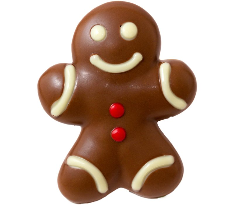 Gingerbreadman melk 12,5g 1,5kg