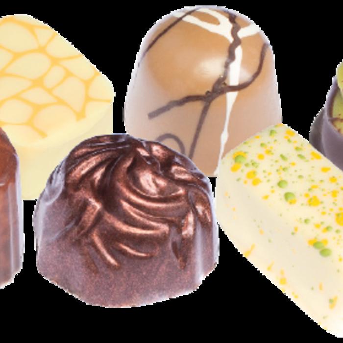 Ambachtelijke bonbons