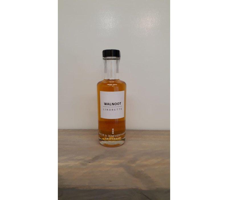 Likorette Walnoot 20cl 14,5% 12st