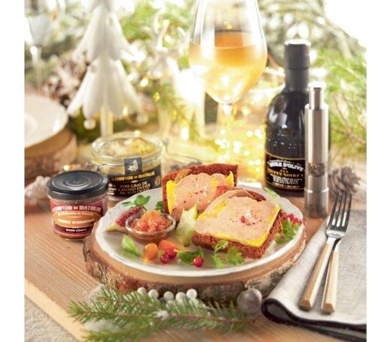 Foie gras de canard IGP 170g 12st