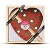 Le Comptoir de Mathilde Chocolats a Casser Cœur à partager Lait 300g 4st