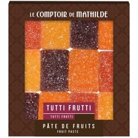 Pate de Fruits 108g Tutti fruttti 12st