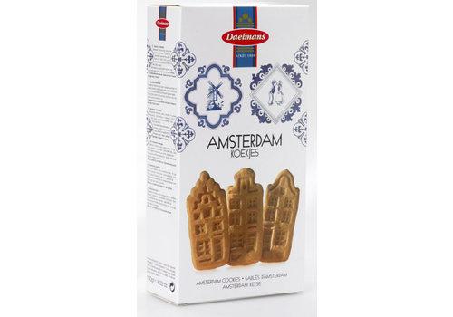 Daelmans Daelmans Amsterdamse koekjes 140g 12st
