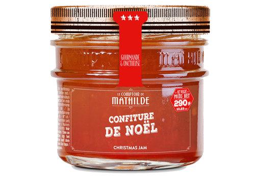 Le Comptoir de Mathilde Noel Confiture de Noel 290g 12st