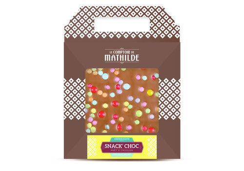 Le Comptoir de Mathilde SNACK CHOC LAIT SURPRISE PARTIE 200G 6st