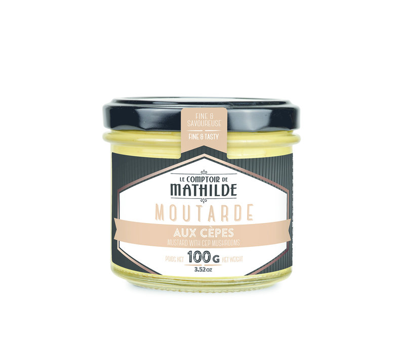 MOUTARDE CEPES 100G 12st