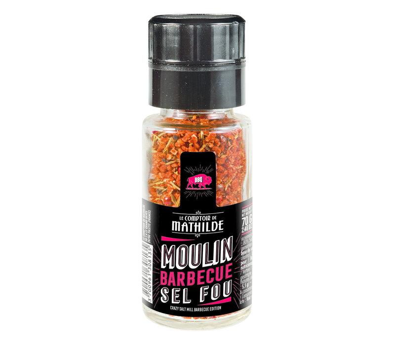 MOULIN BBQ SEL FOU 70G 6st