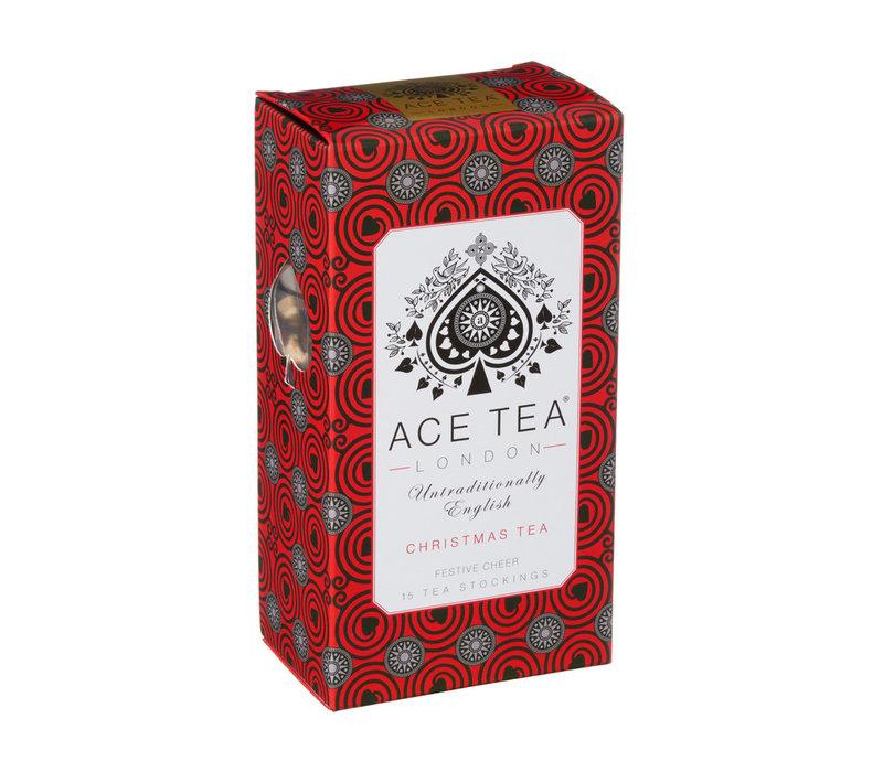 ACE Tea Christmas Tea - 15 Tea Stockings  10st