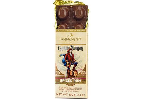 Goldkenn Goldkenn Liqueur Captain Morgan bar 100g 10st
