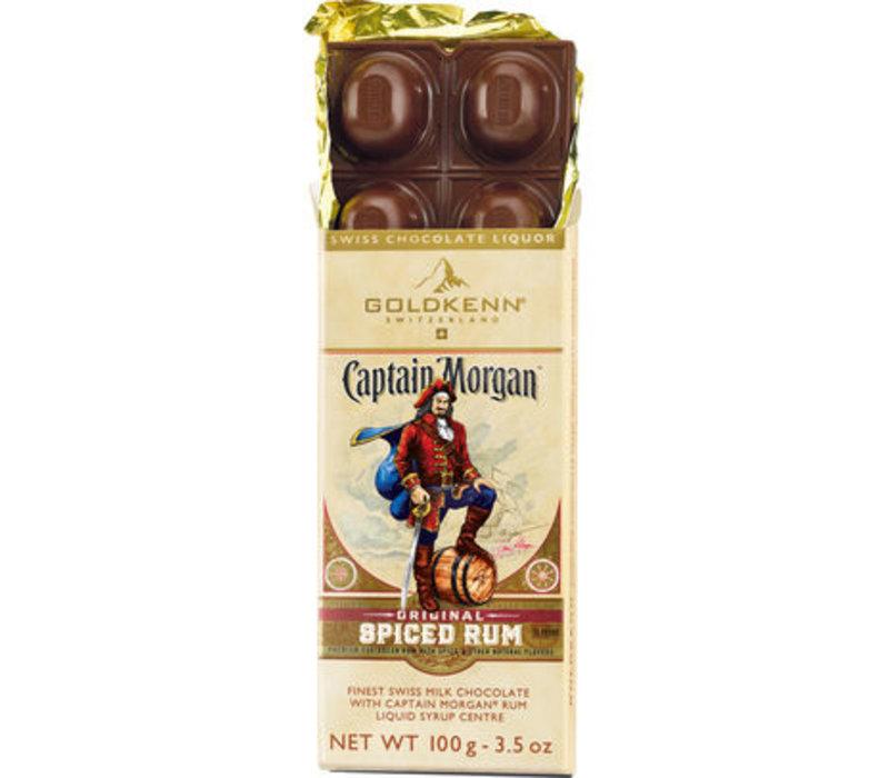 Goldkenn Liqueur Captain Morgan bar 100g 10st