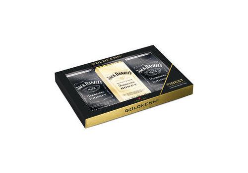 Goldkenn Goldkenn Liqueur Jack Daniels giftbox 300g 9st