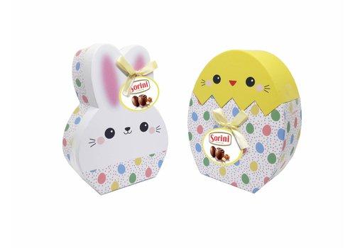 Sorini Sorini Eddy & Pam milk eggs 120g 12st