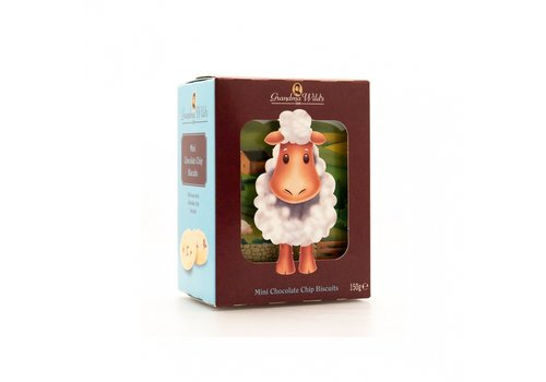 Grandma Wild's 3D Sheep Box 150g 12st