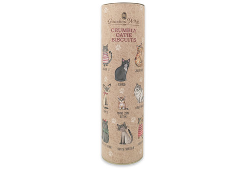 Grandma Wild's Cats in Jumpers Giant Tube 200g 9st
