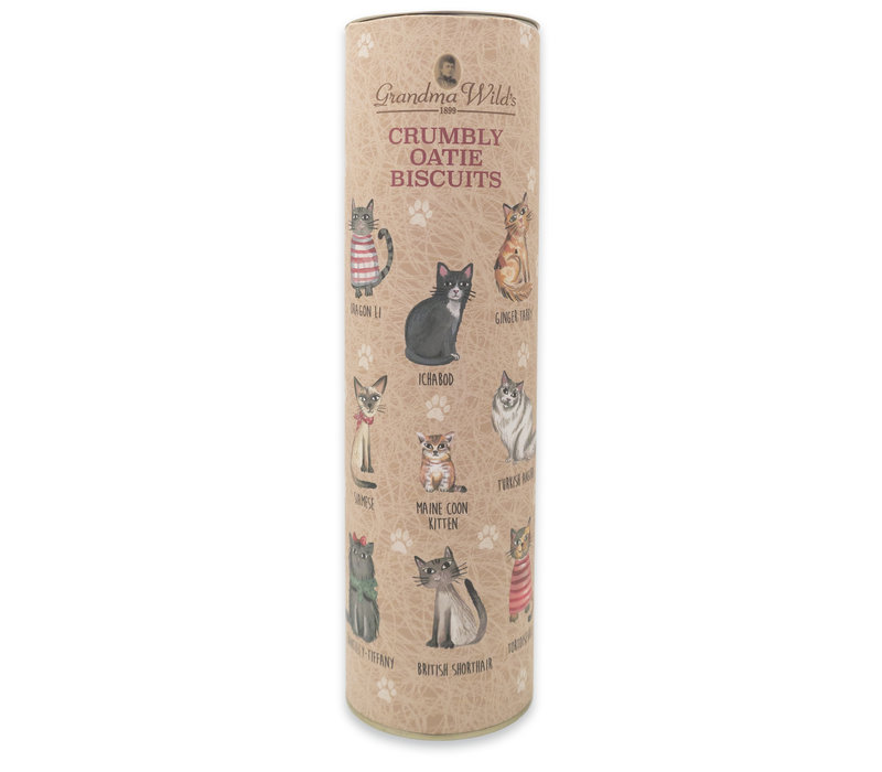 Cats in Jumpers Giant Tube 200g 9st