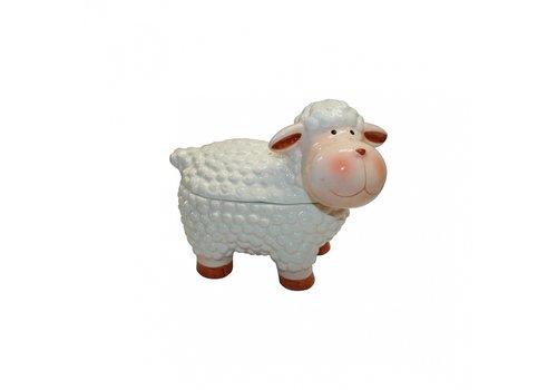 Grandma Wild's Woolly The Sheep Ceramic 100g 6st