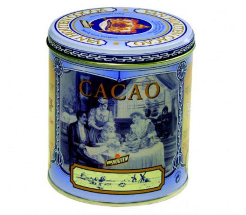 Van Houten Cacao blik DB 250gr 12st