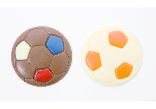 Voetbal NL melk-wit assorti 9g 1,5kg