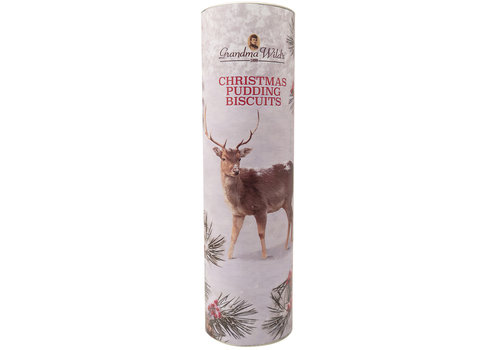 Grandma Wild's Giant Traditional Stag Tube 200g 9st NIEUW