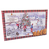 Grandma Wild's Festive Gingerbread Shapes Large Box390g 9st NIEUW