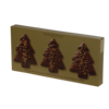 Grandma Wild's Christmas Tree with Gold Sparkle Box 165g 10st