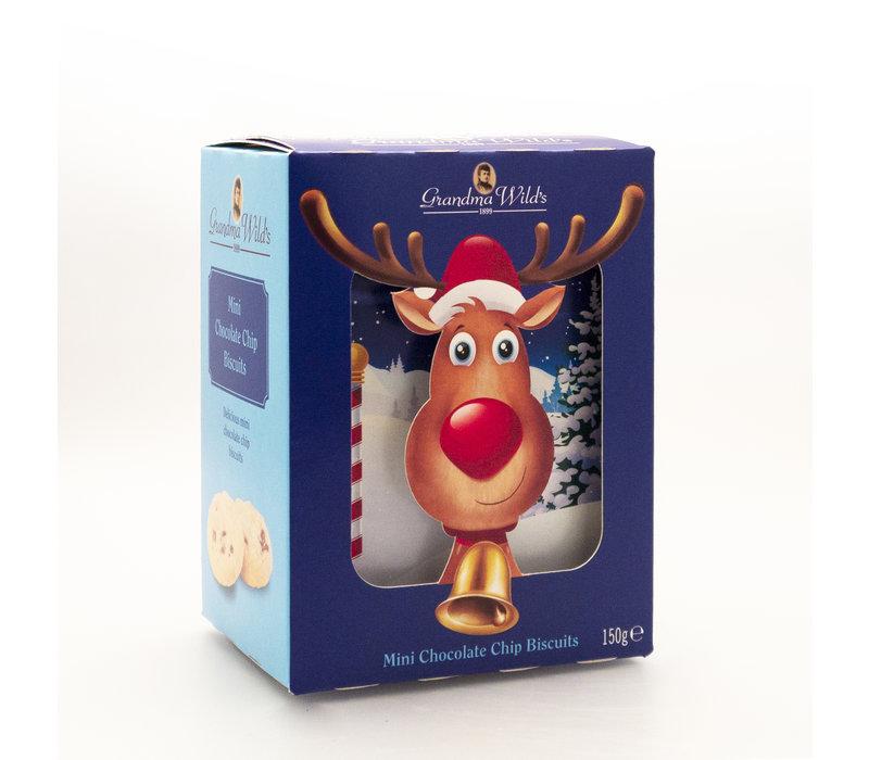 3D Reindeer Box150g 12st