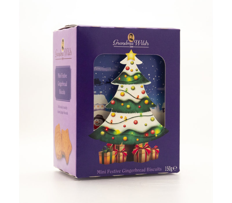 3D Christmas Tree Box150g 12st