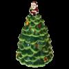 Grandma Wild's Ceramic Christmas Tree with Lights 150g 6st