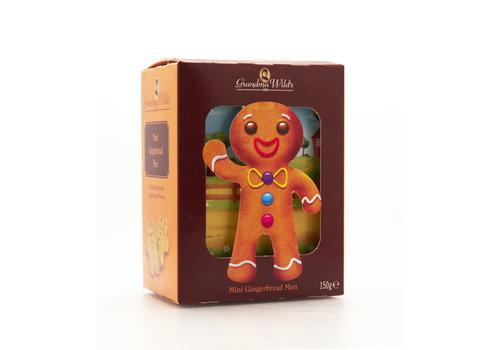 Grandma Wild's 3D Gingerbread Man Box150g 12st