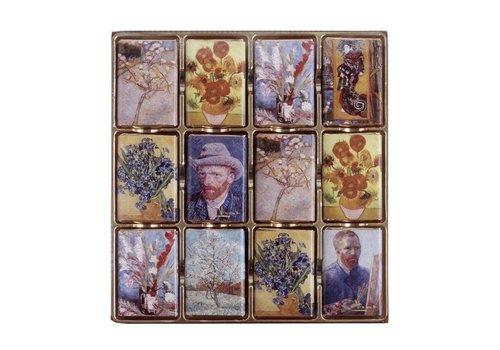 Van Gogh tabletjes K24 204g 6st