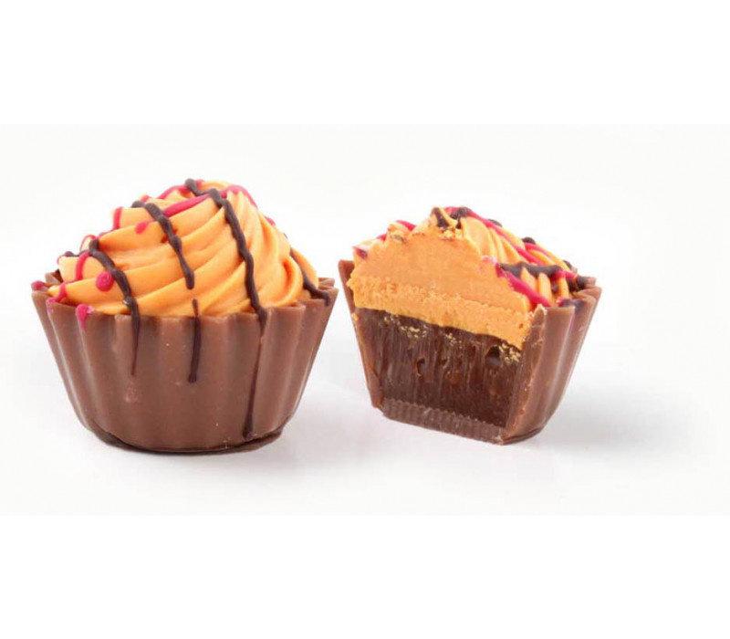 Cupcake Oranje 19,4g 1kg