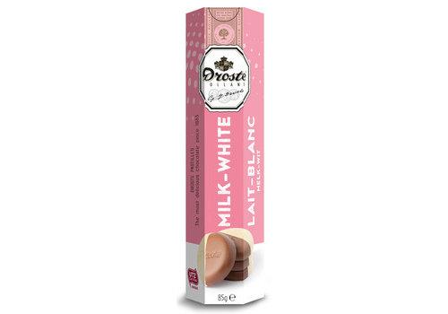 Droste Droste Pastilles melk/wit 85g 12st
