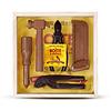 Le Comptoir de Mathilde Coffret Boite à outils 2 Chocolats 175g 6st