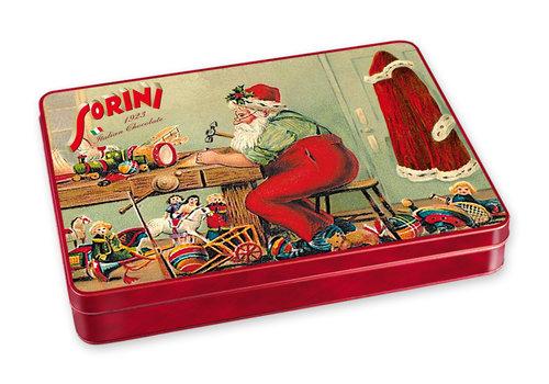 Sorini Sorini Santa's Lab small tin 188g 7st
