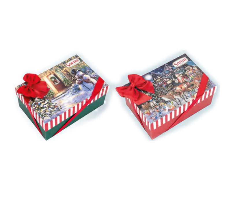 Sorini Classic Christmas box 300g ass 6st NIEUW