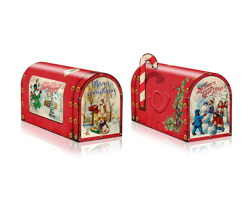 Sorini Mail Box 300g ass 6st NIEUW