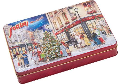 Sorini Sorini Christmas Time tin 185g 7st NIEUW