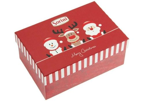 Sorini Sorini Christmas box 300g ass 6st