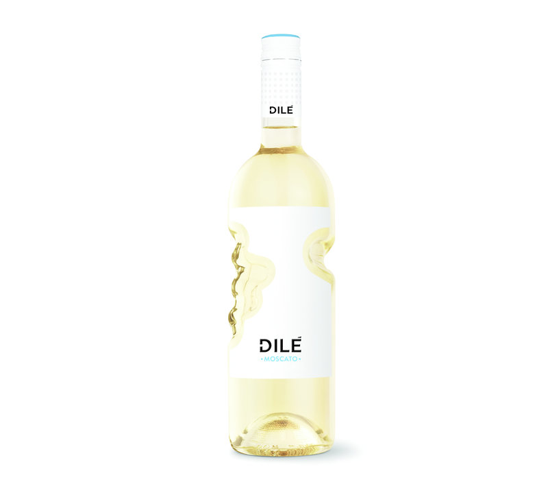 Santero Dile' D, moscato  5% sweet fizzy cocktail 0,75ltr 6st