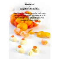 BB Mandarino nr.48 wit NIEUW