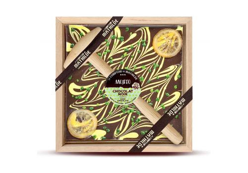 Le Comptoir de Mathilde Chocolats a Casser Mojito 400g 4st