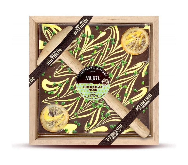 Chocolats a Casser Mojito 400g 4st