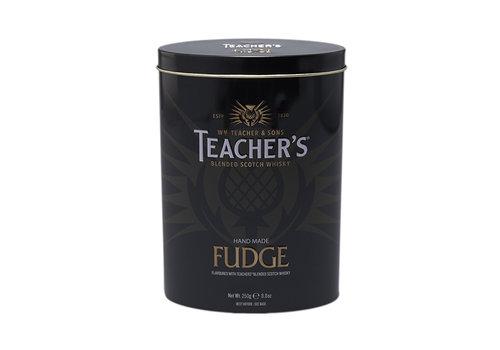 Gardiners of Scotland Teachers fudge Tin 250g 12bl