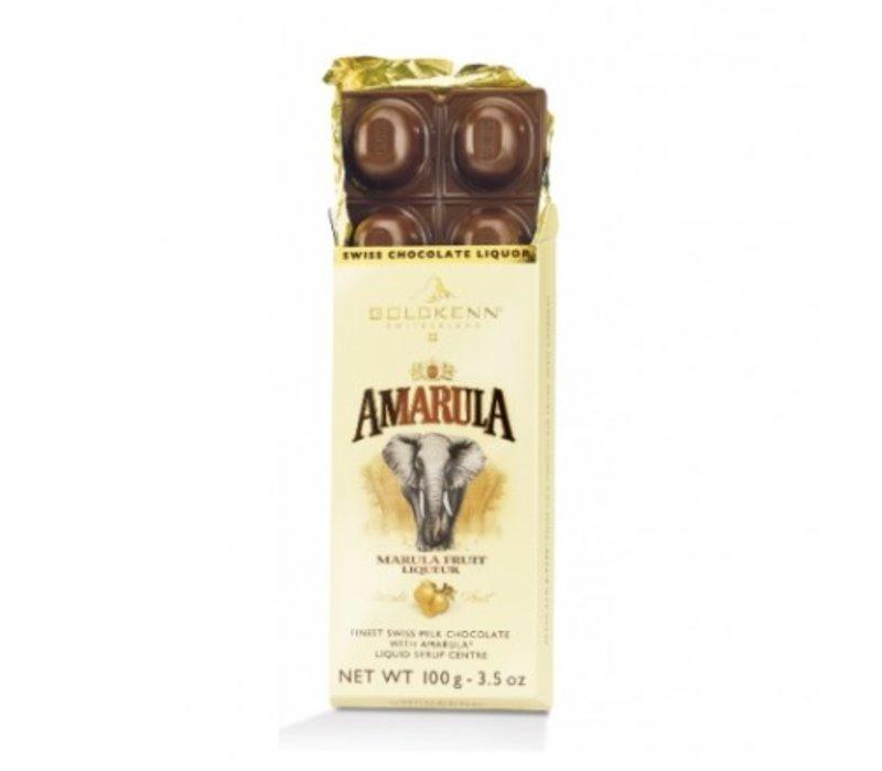 Goldkenn Liqueur Amarula bar 100g 10st