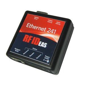 KT-80081AKU4 pcProx Plus Enroll w/ iCLASS SE™ Black 5v Pin9 RS232 Reader & 241C
