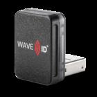 RDR-7511AKU WAVE ID® Nano Keystroke 13.56MHz CSN Black Vertical USB Reader