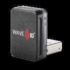 RDR-7011AKU WAVE ID® Nano Keystroke HID iCLASS SE & Seos Black Vertical USB Read