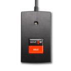 RDR-7081BKU-C16 WAVE ID® Solo Keystroke HID™ iCLASS™ Black 16in.USB Reader