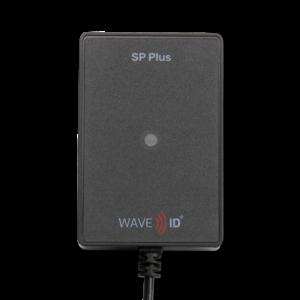 RDR-805H1AKU WAVE ID® Plus Keystroke SP Black USB Reader
