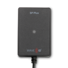 RDR-800H1AKU-ICE WAVE ID® Plus SP Keystroke w/iCLASS SE & Seos Black USB ICE Reader